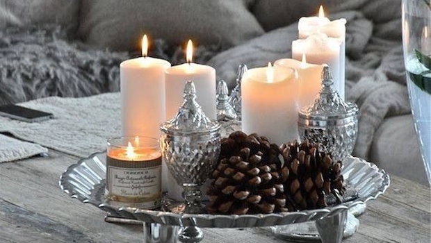 Ideas To Decorate Your Home With Candles