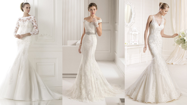 How To Know If Mermaid Wedding Dresses Suit Your Body Shape