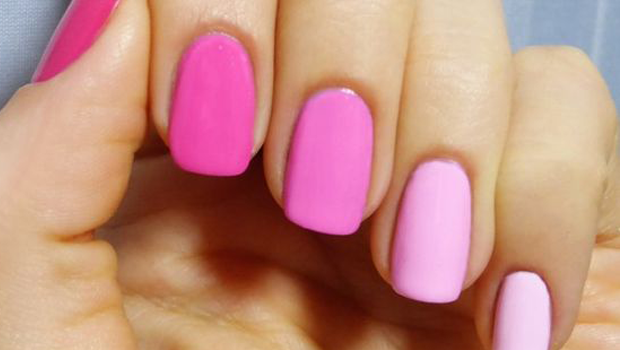 12 Pink Nail Art Designs That Are So Cute