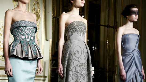 Paris Haute Couture Spring 2016 Rami Al Ali Is All About Glamorous
