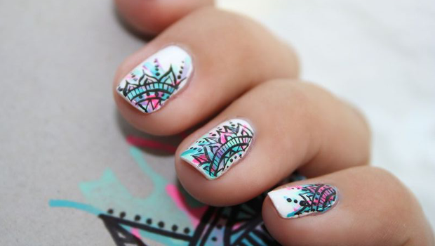- 15 Summer Nail Art Designs That Are So Vivid!