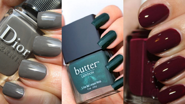 The Top 12 Nail Polish Colors You Should Buy This Winter