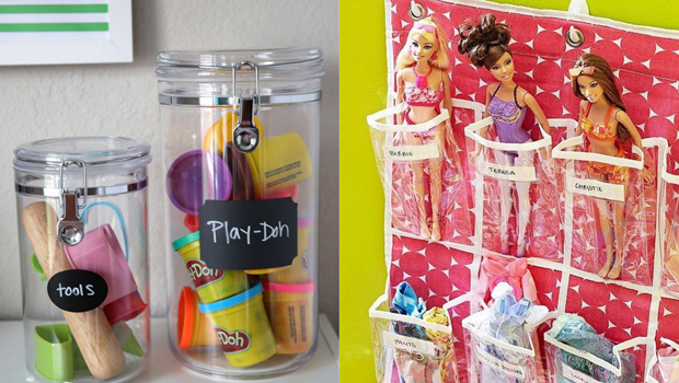 & Here Are Toy Storage Ideas to Keep Your Kidu0027s Room Organized (As