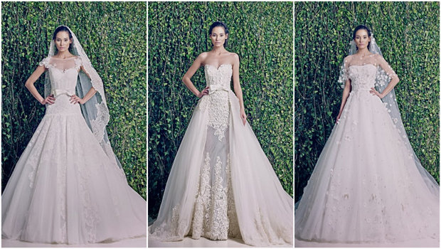 eea9648778f Zuhair Murad Fall 2014 Bridal Collection
