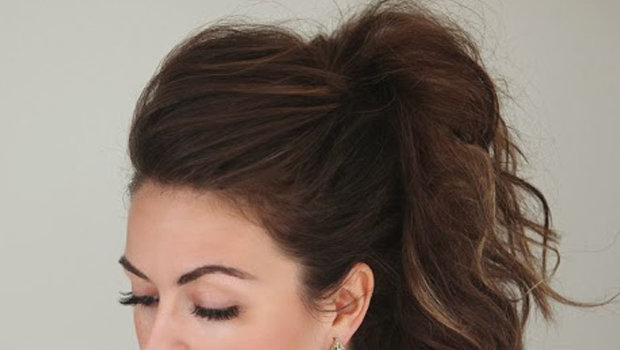 The Double Ponytail Hair Trick