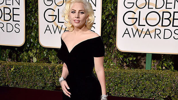 Golden Globes 2016 Lady Gaga Channels Old Hollywood Glamour In