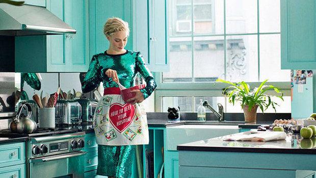 A Kitchen Checklist For Your New Home,Rustic Vintage Restaurant Interior Design