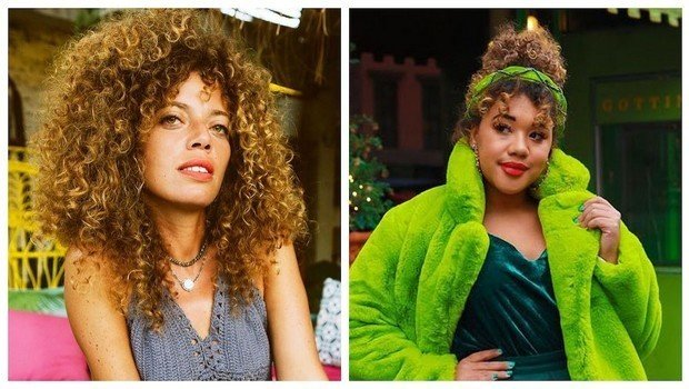 Here S How To Style Your Curly Hair For Any Occasion Or Mood