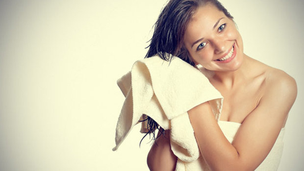 styling wet hair overnight four ways to style your hair overnight 8881 | header image Fustany beauty hair how to style your hair after a shower 1