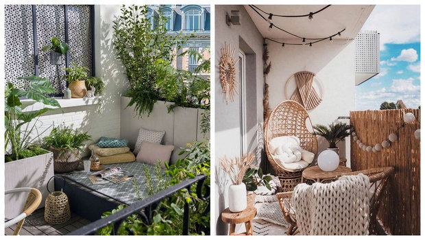 28 Inspiring Ideas For A Beautiful Balcony
