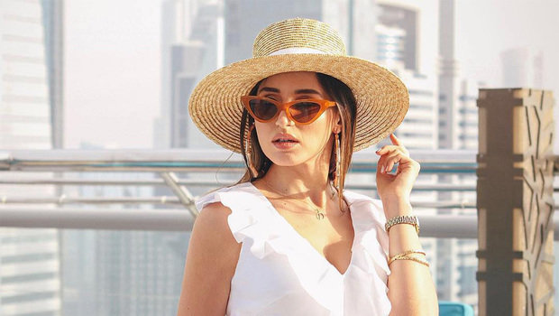 69338e405b4 Fashion Header image fustany fashion accessories how to pick the right hat  trend for your face shape