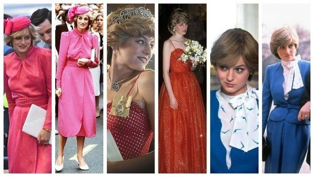 princess diana s looks the crown vs real life side by side the crown vs real life side by side