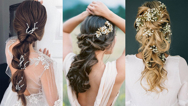 Magical Braided Bridal Hairstyles That Will Leave Your Guests