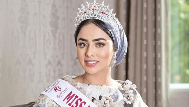 Hijabi Miss England Finalist Raises Question 'Are Beauty Pageants