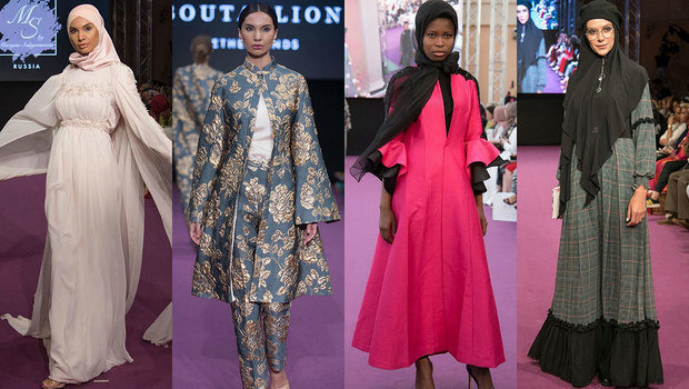 Dubai S Modest Fashion Week Will Show You The Latest Trends For