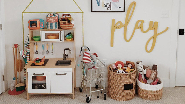 Create A Kids Corner At Home To Get Rid Of The Toy Mess