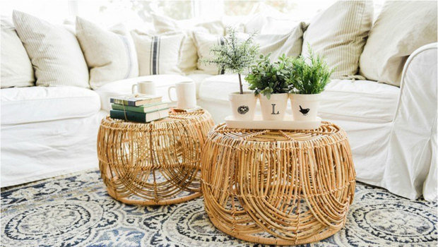Wicker Decor Ideas For Your Summer Home