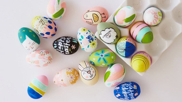 header image Fustany lifestyle diy how to color easter eggs using all natural ingredients manimage