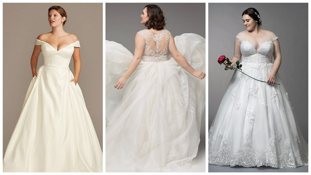 Buy Gorgeous Plus Size Wedding Dresses From These 8 Bridal Stores