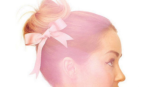How To Style Your Hair With Bows