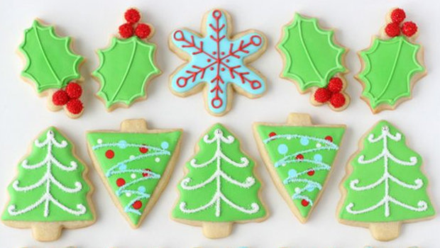 ideas to decorate your christmas cookies - How Decorate Christmas Cookies