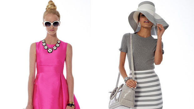 48b5f407769 The 1950 s Woman Present at Kate Spade s Spring Summer 2014