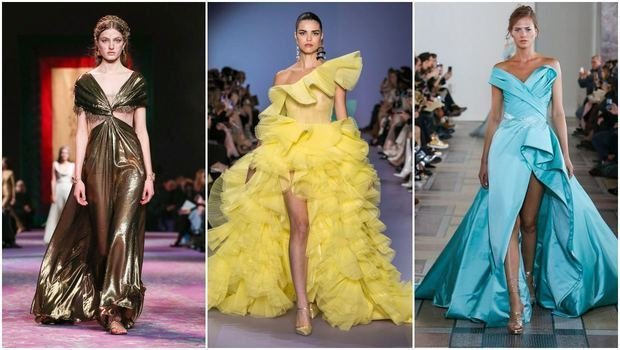 The Top Spring Summer 2020 Trends From Haute Couture Fashion Week