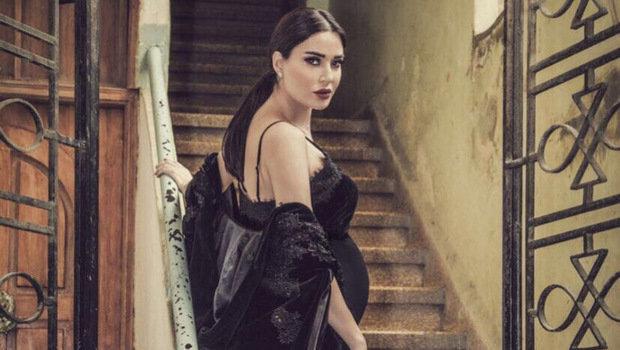 10 Arab Celebrities Who Rocked Their Maternity Eveningformal Wear