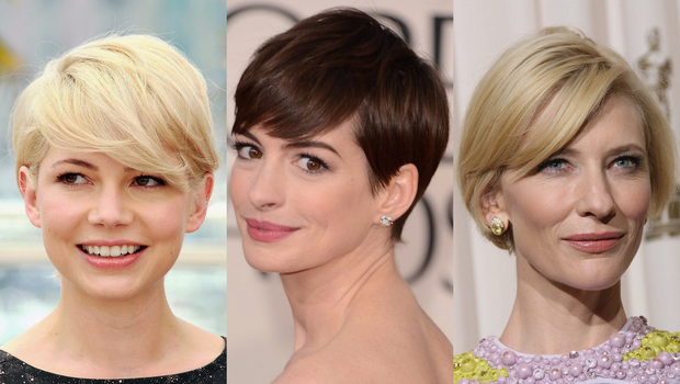 How To Get A Pixie Haircut Like Celebrities That Suits Your Face Shape