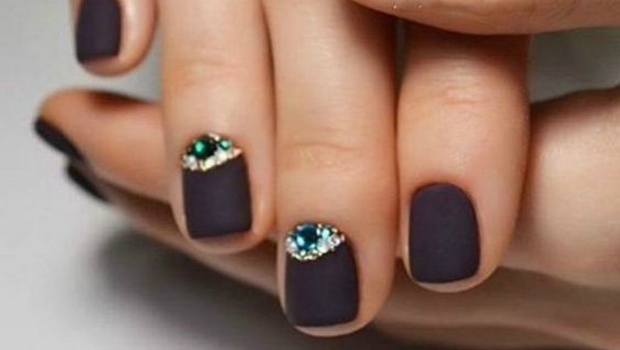 10 Nail Art Designs That Will Make Your Short Nails So Beautiful