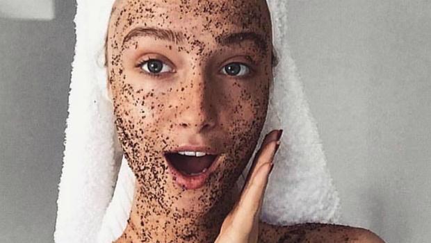 Картинки по запросу Coffee Scrub skin care