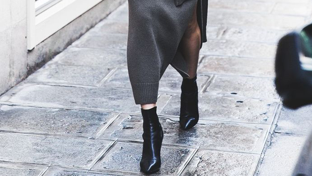 dbef4119de966 22 Street Style Photos to Show You How to Wear Ankle Boots