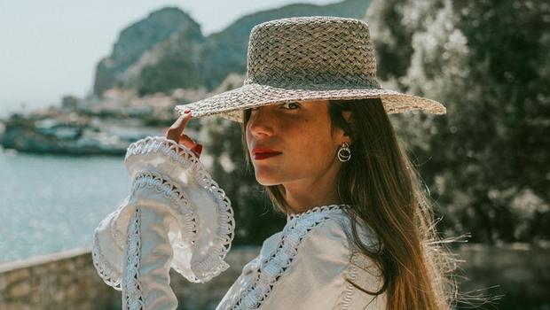 7a9f9707 You Can Totally Wear Straw Hats with any Outfit, and Here's the Proof!