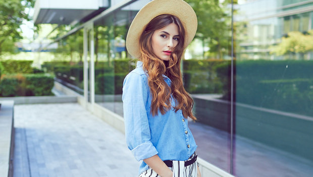 Seven Styling Tips To Wear A Denim Shirt