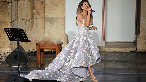 05e684a1b75 Fashion Header image fustany fashion celebrity style arab celebrity looks  during summer concerts nawal el zoghby main