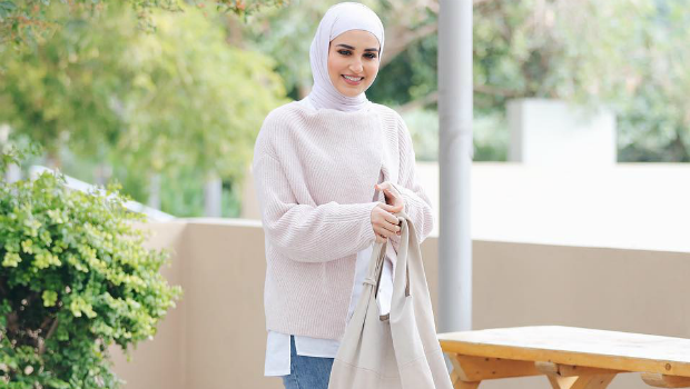 Winter Hijab Fashion Style Ideas 2017
