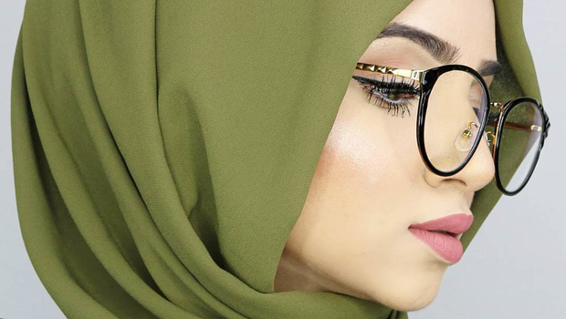 This Blogger Will Show You How To Wrap Your Hijab With Eyeglasses