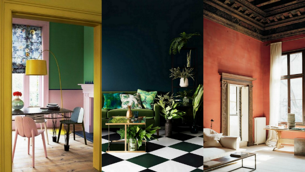 The Art of Matching Wall Colors With Your Home Furniture