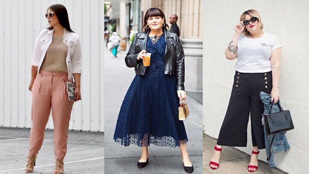 These Curvy Bloggers Create Perfect Office Outfits You ...