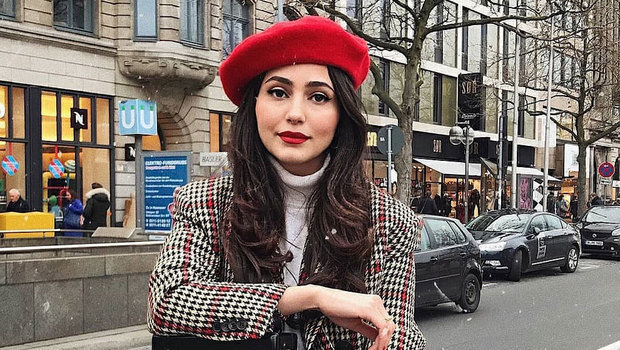3b2a9986be6 These 3 Hat Trends Are Must-Haves for Your Winter 2019 Wardrobe