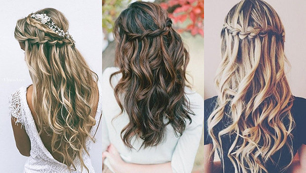 Video How To Make A Waterfall Braid For An Outstanding Hairstyle