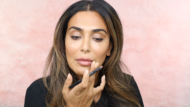 Watch Huda Beauty Apply a Natural Makeup Look, in Just Five