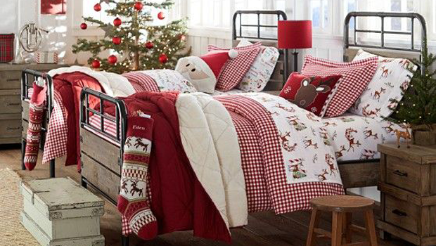 12 Ideas To Redecorate Your Childrens Room For Christmas