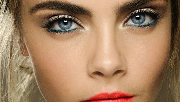 Your Guide To Choosing Eyeliner According To Your Eye Color