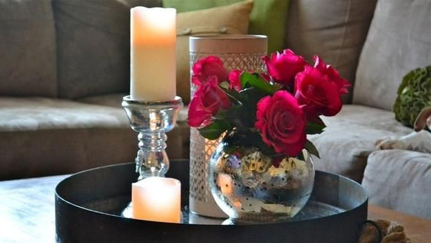 Ideas to decorate your home with flowers - How to decorate your home ...