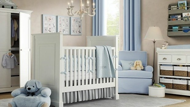 35 Magical Baby Boy Nursery Ideas You\'ll Love
