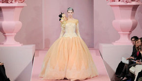 Paris Haute Couture Fashion Week - Spring 2013