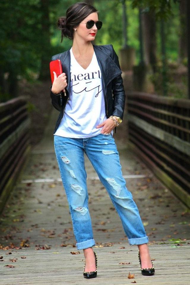 10 Different Ways to Wear a Statement T-shirt