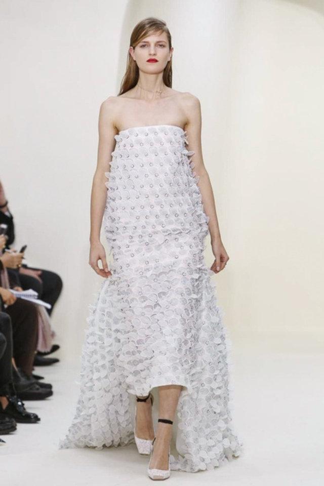 Bridal Looks at Paris Haute Couture Fashion Week Spring 2014