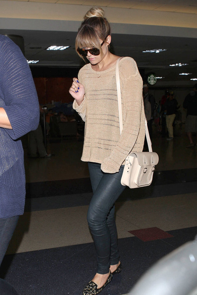Celebrities Airport Style